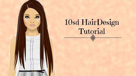 tutorial wig stardoll stardoll easy cheap stardesign hair 10sd hair design
