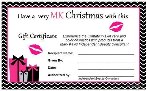 Mary Kay Gift Card - 11 best photos of mary kay gift cards printable mary kay gift certificates mary kay