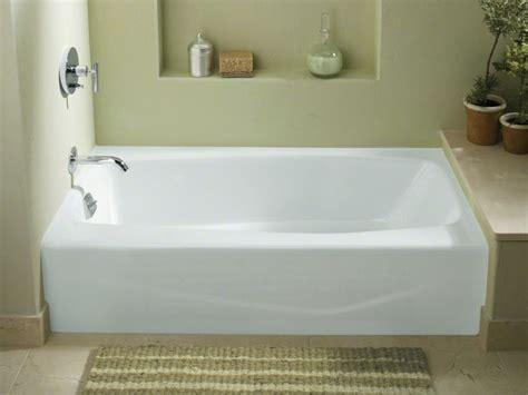 4 foot 6 inch bathtub kohler archer 5 tub k1123 la north hollywood floor model