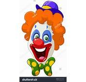 Clown Face Stock Vector 138709388  Shutterstock