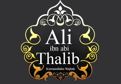 kata kata mutiara imam ali bin abi thalib fiqihmuslimcom