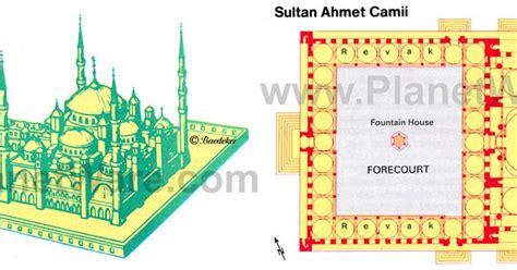 blue mosque floor plan istanbul blue mosque floor plan map istanbul