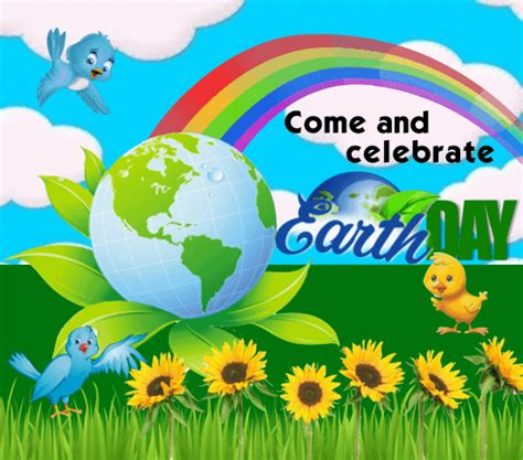 Earth Day 5 my earth day card free earth day ecards greeting