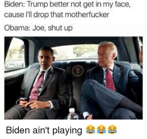 Biden Obama Trump Memes - the joe biden trolling donald trump memes are exactly what we needed craveonline