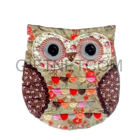 vintage owl doorstop decoration gift free post to your