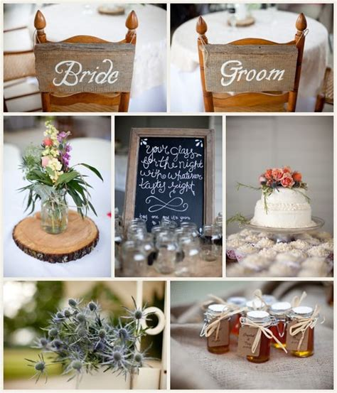 rustic weddings on a budget the world s catalog of ideas