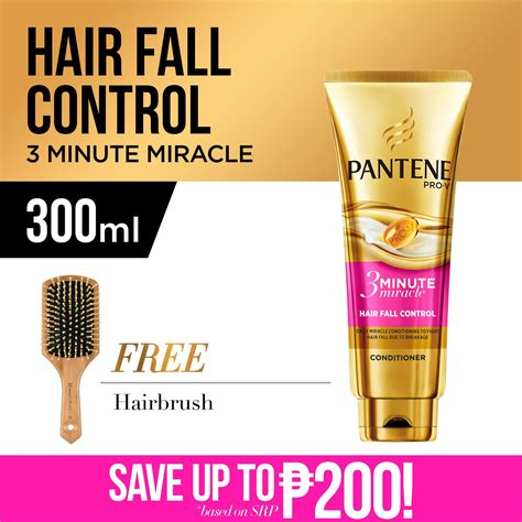 Harga Conditioner Pantene 70ml pantene 3 minute miracle hair fall conditioner
