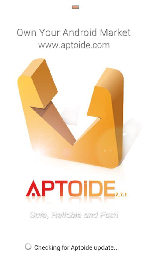 aptoide your android market moreandroid aptoide tu market de aplicaciones privado