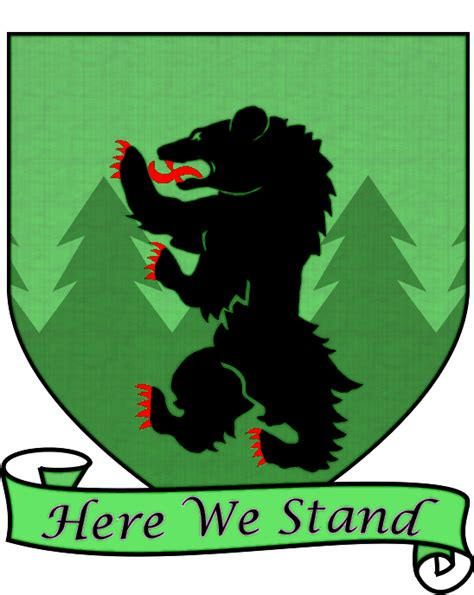 House Mormont by House Mormont A Wiki Of And