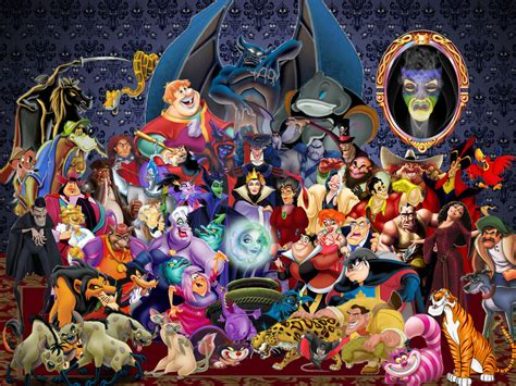 wallpaper disney villains disney villain wallpapers driverlayer search engine