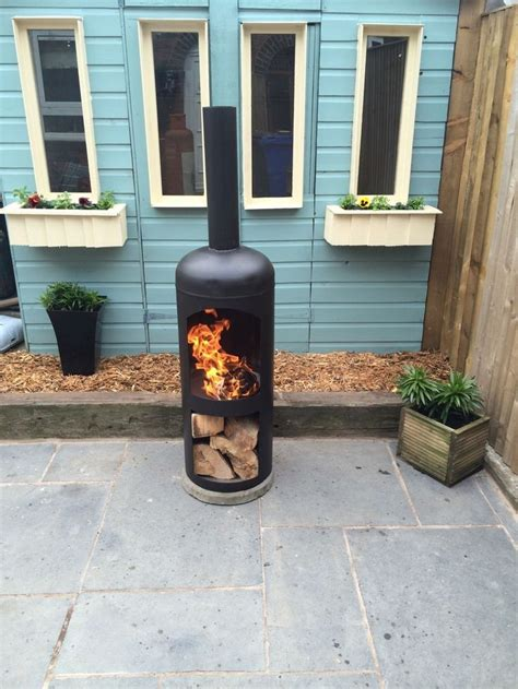 Garden Patio Log Burner by 17 Best Images About Gas Bottles On Pits