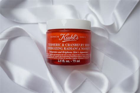 Kiehl S Turmeric Cranberry Seed Masque In Jar 10ml kiehl s energizing radiance masque thebeauparlour