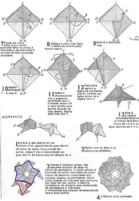 David Mitchell Origami - diagrams for electra by david mitchell on flickr there