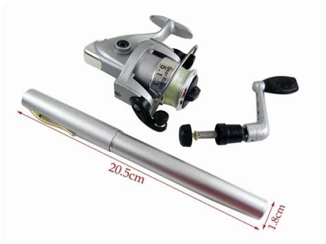 Pancing Fish Pen alat pancing unik coleman fish pen joran pancing pena dengan spin reel