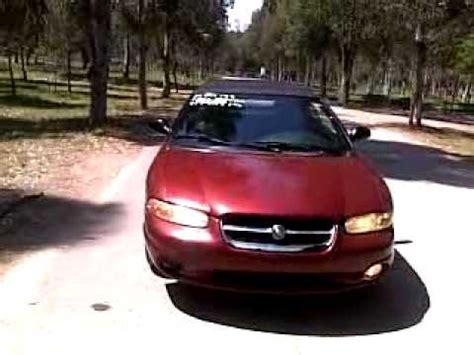 Chrysler Sebring 98 by Chrysler Sebring Convertible 98