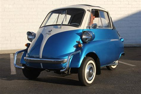 old car owners manuals 1958 bmw 600 electronic throttle control 1958 bmw isetta for sale 1796001 hemmings motor news