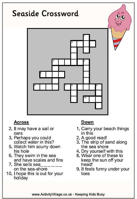 large print easy crossword puzzles 8 best images of easy printable crossword searches large