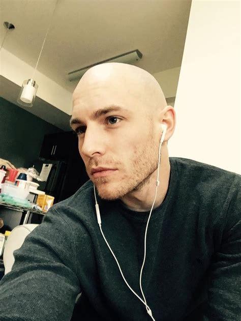should men shave their heads bald 183 best bald and handsome images on pinterest