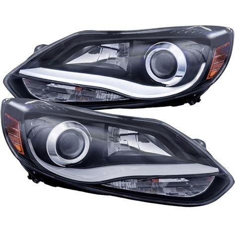 2012 ford focus light 2012 2014 ford focus led light drl projector