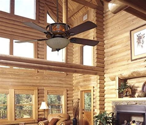 log cabin ceiling fans ceiling fans for log homes