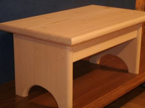 7 Inch Step Stool by Wood Step Stool Wooden Step Stool 7 1 2 Wooden
