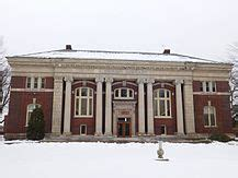 Coram Post Office by The Bates Student The Free Encyclopedia