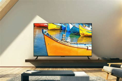 Xiaomi Launches World S xiaomi launches mi tv 4 the world s thinnest led tv in india partners with hotstar tvf and
