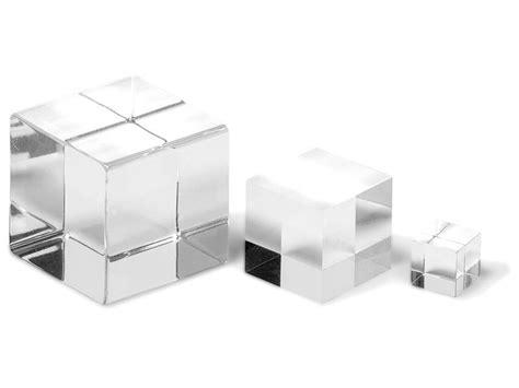 Acrylglas Polieren Maschine by Acrylglas Xt W 252 Rfel Transparent Kaufen Modulor