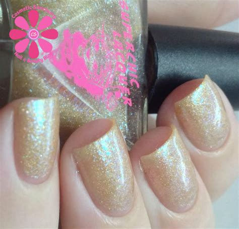 golden slipper c reviews superchic lacquer if the golden slipper fits swatches