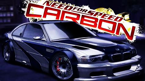 bmw m3 gtr carbon need for speed carbon am bmw m3 gtr