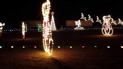 the meadows christmas lights nc quot meadow lights quot