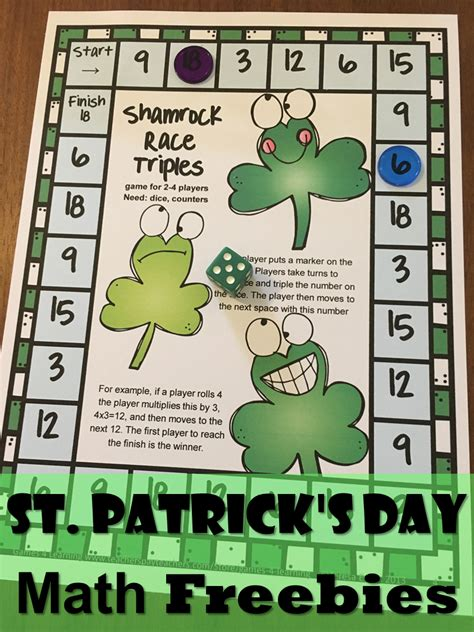 s day math 4 learning st s day math freebies
