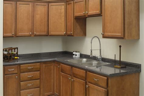Pecan Cabinets Kitchen Mf Cabinets Surplus Warehouse Kitchen Cabinets
