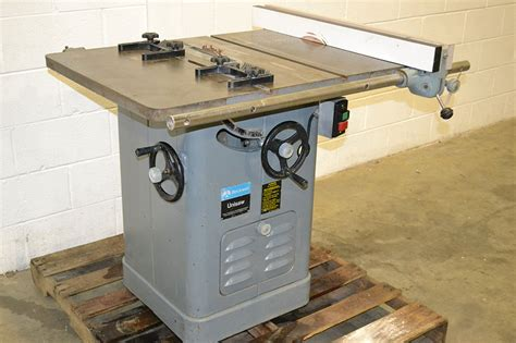 Delta Unisaw Table Saw by Rockwell Delta 34 466 10 Quot Right Tilt Table Saw Unisaw The Equipment Hub