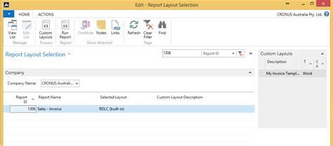 word layout in nav 2015 5 steps to convert your existing word layouts to dynamics