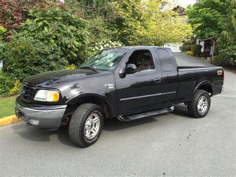 ford f150 xtr 2002 ford f 150 xtr 4x4 outside cowichan valley cowichan