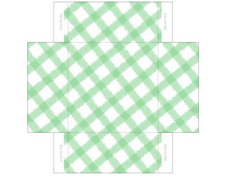 free printable templates for gift boxes 6 best images of free printable box templates square