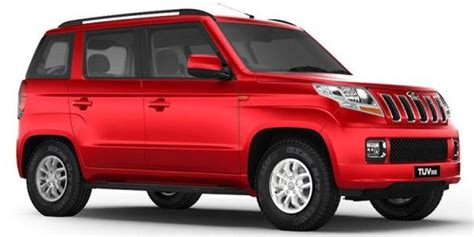 mahindra all cars models mahindra tuv 300 price check february offers images