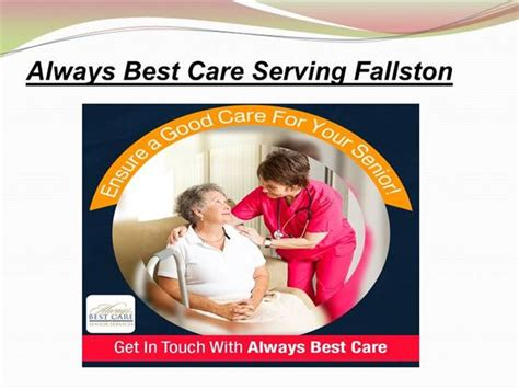 in home care cecil county always best care senior