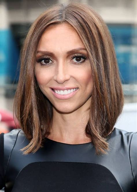 how to get guiliana rancics wavy bob hair guiliana rancic bob hair inspiration by http www