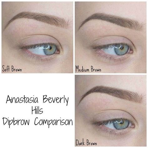 dipbrow colors beverly dipbrow pomade seite 2