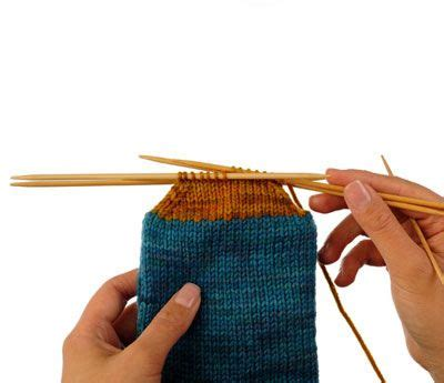 how to knit for dummies how to knit an afterthought heel for dummies knitting