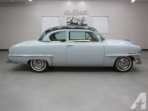 1953 plymouth cranbrook parts 1953 plymouth cranbrook for sale in sioux falls south