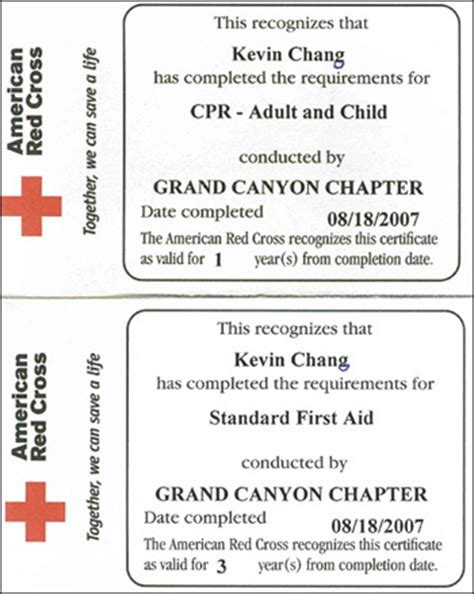 2016 Paper Cpr Card Template by Simple Aid Cpr Certification 2016