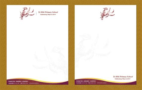 elegant personable letterhead design for natasha yates by