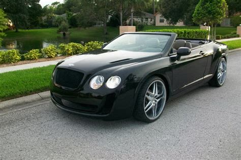 Chrysler Sebring Bentley Continental Supersports Replica