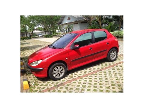 Accu Mobil Peugeot 206 peugeot 206 2002 xr 1 4 di dki jakarta manual hatchback merah rp 48 500 000 3642736 mobil123