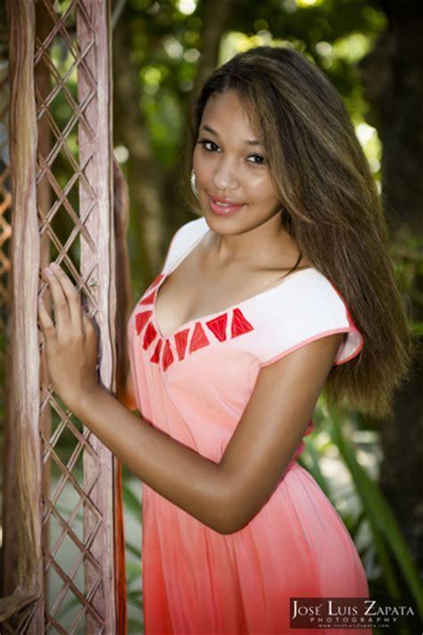 Miss Belize Destinee Arnold Heads to Miss International