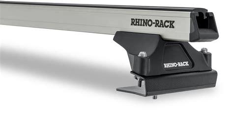 Rhino Rack Heavy Duty by Heavy Duty Rltp Silver 2 Bar Roof Rack Rhino Rack