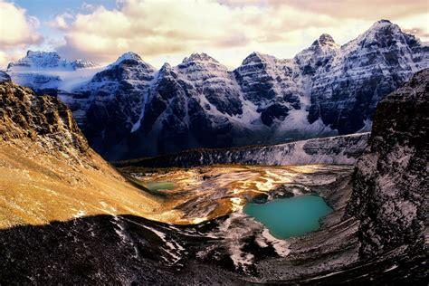 ten peaks challenge valley of the ten peaks larch valley and sentinel pass